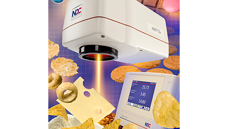 Food Processing - At-line measurement of degree-of-bake or