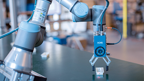 Food Processing - Robots and vision are perfect partners