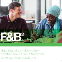 Find out how digital transformation can create new value in food and beverage manufacturing
